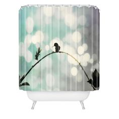 Shannon Clark Whimsical Shower Curtain | DENY Designs Home Accessories