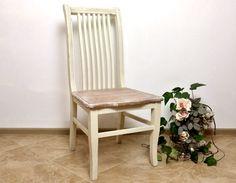 Krzesło w Stylu Rustykalnym / Chair in Rustic Style