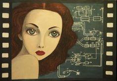 Hedy Lamarr verkami