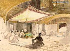 Beautiful Painting of Harmandir Sahib (The Golden Temple)