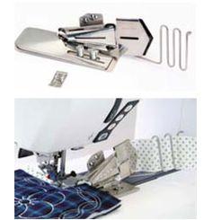 looks interesting!   Quilt Binder Set for Janome MC6500, MC6600, Horizon 7700QCP, MC11000
