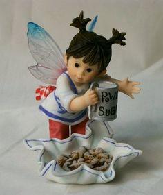22-My Little Kitchen Fairies Funnel Cake Fairie 4009558