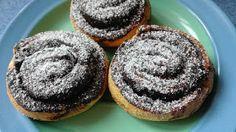 Paleo Sweets, Cheesecake, Muffin, Baking, Breakfast, Food, Morning Coffee, Cheesecakes, Bakken