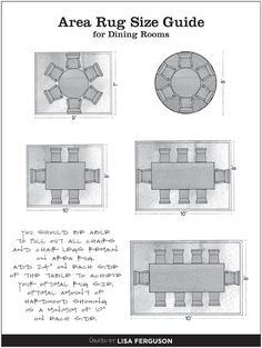 1000+ images about Room Layouts on Pinterest | Area rug sizes, Bathroom layout and Florence knoll