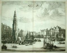 AMSTERDAM. Haringpakkerstoren