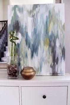 Chris loves Julia: abstract art