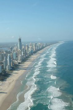 Queensland - cant wait to make the move here with my man!