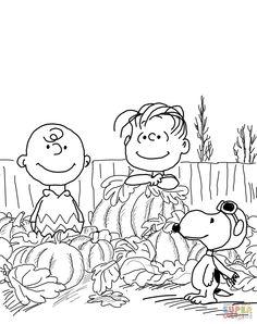 26 best coloring pages charlie brown friends images coloring rh pinterest com