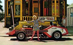 The Voxmobile, by George Barris