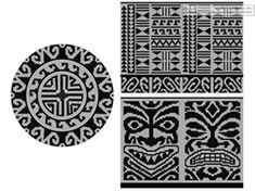 PATTERN: POLYNESIA - Set of wayuu mochila patterns - wayuu bag pattern - mochila bag pattern - tapestry crochet pattern - CHARTED pattern Tapestry Crochet Patterns, Crochet Stitches Patterns, Stitch Patterns, Bead Crochet, Irish Crochet, Mochila Crochet, Tapestry Bag, Tote Pattern, Knitting Charts