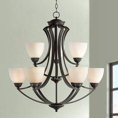 Antiques Decorative Arts Straightforward Plafón Lampara Hierro Forjado Con Para Lirio 1 Luz Elegant Shape