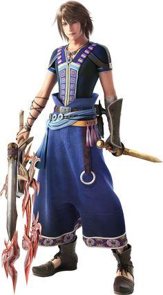 Final Fantasy XIII-2 Artwork - Final Fantasy FXN Network