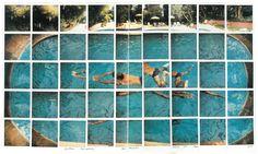 "David Hockney's ""Nathan Swimming Los Angeles March 11 1982"""