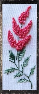 RosalieWakefield-Millefiori: Brazilian Dimensional Embroidery From A to B: Astilbe to Beetle