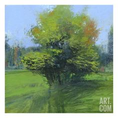 Long Afternoon Giclee Print by Lou Wall at Art.com