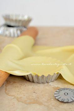 Pasta Matta - Ricetta Pasta Matta