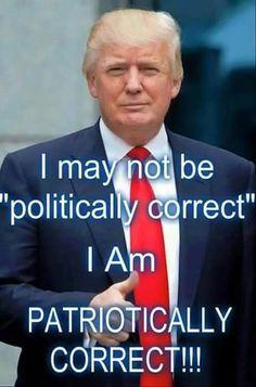 I may not be . . . | Donald Trump