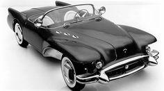1954 Buick Wildcat II Concept Car  by coconv, via Flickr