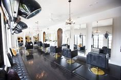 THE 100 BEST SALONS IN THE COUNTRY-California