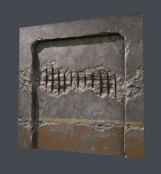 Concrete Wall Section