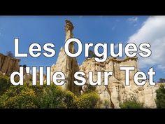 Les orgues d'Ille-sur-Têt : ces tours de roche françaises que la nature a forgées au fil du temps | Daily Geek Show
