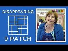 The Disappearing Nine Patch Quilt Block Will Make It Look Like You Did A Lot Of Work But We Won't Tell Your Secret! – Crafty House