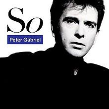 So by Peter Gabriel.  Dug this out again recently & it still sounds just as good as it did all those years ago.