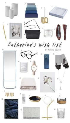 Catherine's Wish List - NordicDesign