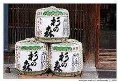 výroba saké
