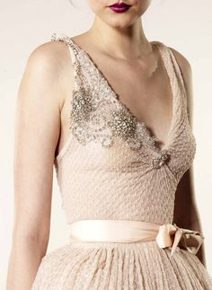 Image of Soft Knit Gown