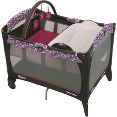 Graco Pack 'N Play Playard with Reversible Napper and Changer, Pammie Review