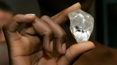 The fifth-largest gem quality diamond ever unearthed has been found in the Letseng mine in Lesotho, the largest ever for the company. It is a big ole rock.  The New York Times reports that the stone weighs 910 carats, or 6.4 ounces, which is roughly the size of a large chicken cutlet. Unlike a chicken cutlet, it has no nutritional value, but is potentially worth tens of millions of dollars.