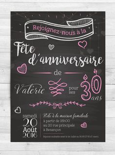 carte invitation anniversaire 40 ans gratuite à imprimer humoristique - Invitations de Cartes ...