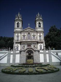 Bom Jesus do Monte, Braga, Portugal:) Foto de José Coutinho