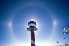 Sundogs at the South Pole