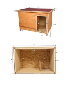 How to Select the Right Material For Your Dog House