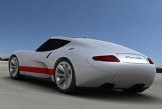 Porsche Carma Concept #porsche