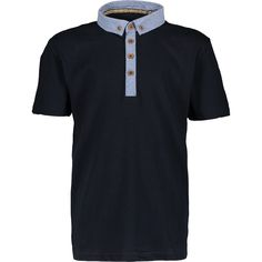 Brave Soul Navy Polo Shirt