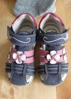 Kaufe meinen Artikel bei #Mamikreisel http://www.mamikreisel.de/kleidung-fur-madchen/sandalen/28698291-schone-sommersandalen-von-barenschuhe