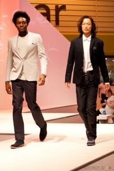 @Ann Flanigan Lee Exhibitions #menswear #tailoring #ShowStyle #catwalk