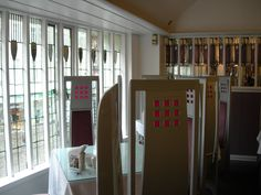 Charles Rennie Mackintosh fans? See some of his ORIGINAL works! Contact us and we will be pleased to help.