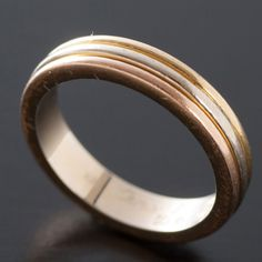 Cartier Trinity Wedding Ring In Gold Tone - **Looks just like my wedding ring!