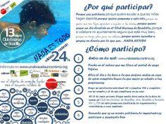 """Las """"24 horas solidarias nadando"""" darán comienzo el día 13 de junio a las 13.00 h en el Club Las Encinas de Boadilla."""