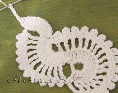 вязание кружева крючком