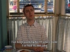 """When you try to update your resume. 