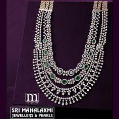Diamond Earrings Indian, Real Diamond Necklace, Indian Jewelry Earrings, Diamond Bangle, Bridal Jewelry, Diamond Jewelry, Gold Jewellery, Gold Necklace, Best Diamond