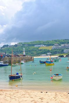 St Ives St Ives Cornwall, West Cornwall, Devon And Cornwall, Cornwall England, London England, British Seaside, British Isles, Uk Destinations, English Countryside