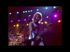 Rock Rock Til You Drop live Dortmund 1983 Pyromania Tour