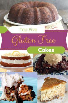 Grassfed Mama Gluten Free Cake Round Up - Grassfed Mama