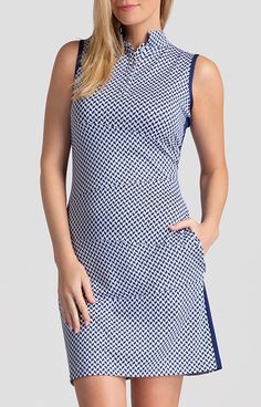 Dionne Dress - Island Escape for Golf - Tail Activewear